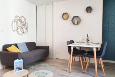 ⭐ The Yellow Stone | Apt 4 pers. 42m²