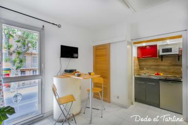 Studio confortable à deux pas des plages - Dodo et Tartine