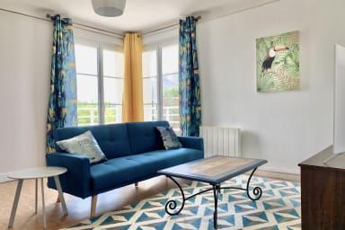Bel appartement refait à neuf ✨parking gratuit Calme  #AU