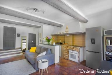 Pleasant 1 bedroom between sea and mountain - Dodo et Tartine