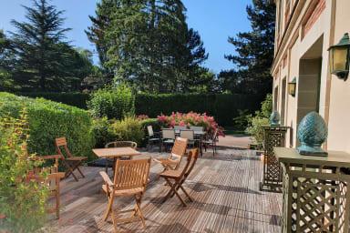 🏡 Superbe Villa avec Jardin | Hauteurs de Tourgéville / 200m² - 6pers.