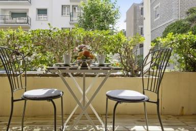 T2 moderne avec terrasse à 5 min de la Grande Plage de Biarritz – Welkeys