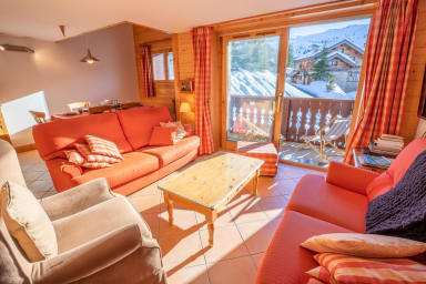 Bel appartement Morel Ski au pied