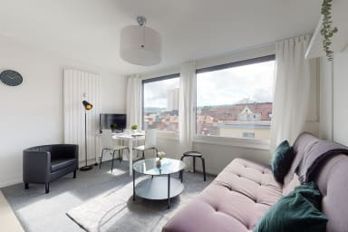 Magnificent modern and bright studio in the city center #56