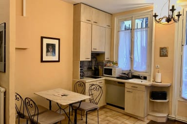 Ideal 2 bedroom apartment in Le Marais just by the Seine