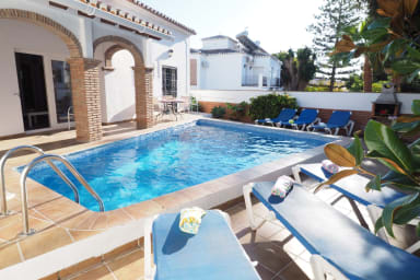 Nerja Paradise Rentals - Villa Jazmines