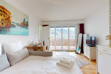 Comfortable studio 10 min. from Montreux #101