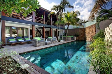 Boutique 3 Bedrooms at the Heart of Seminyak