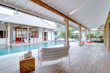 Modern 4 Bedrooms at the Heart of Seminyak