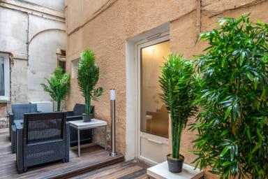 Charmante maison de ville avec terrasse au coeur de Montpellier - Welkeys