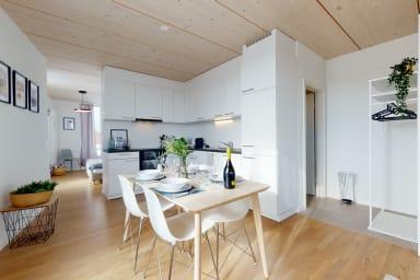 Magnifique appartement attique moderne et lumineux au centre ville #71