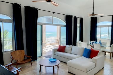 Luxury 2 BR/3 BA -Oceanfront Penthouse in Cabarete