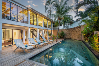 Enclosed 3 Bedrooms at the Heart of Seminyak   up to 60% discount