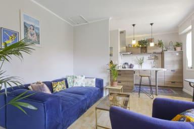 Superbe appartement avec jardinet, proche de l'océan à Anglet - Welkeys
