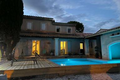 Villa tout confort avec piscine privée