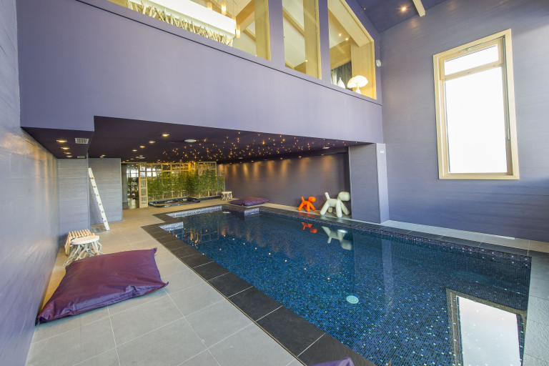 Underground Pool House Billionaires Villas Rentals Luxvacation