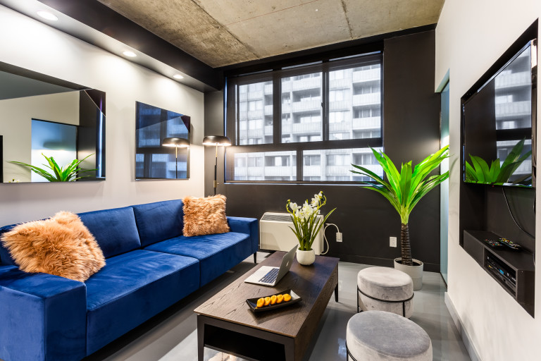 All Furnished 1 Bedroom Apartments In Montreal
