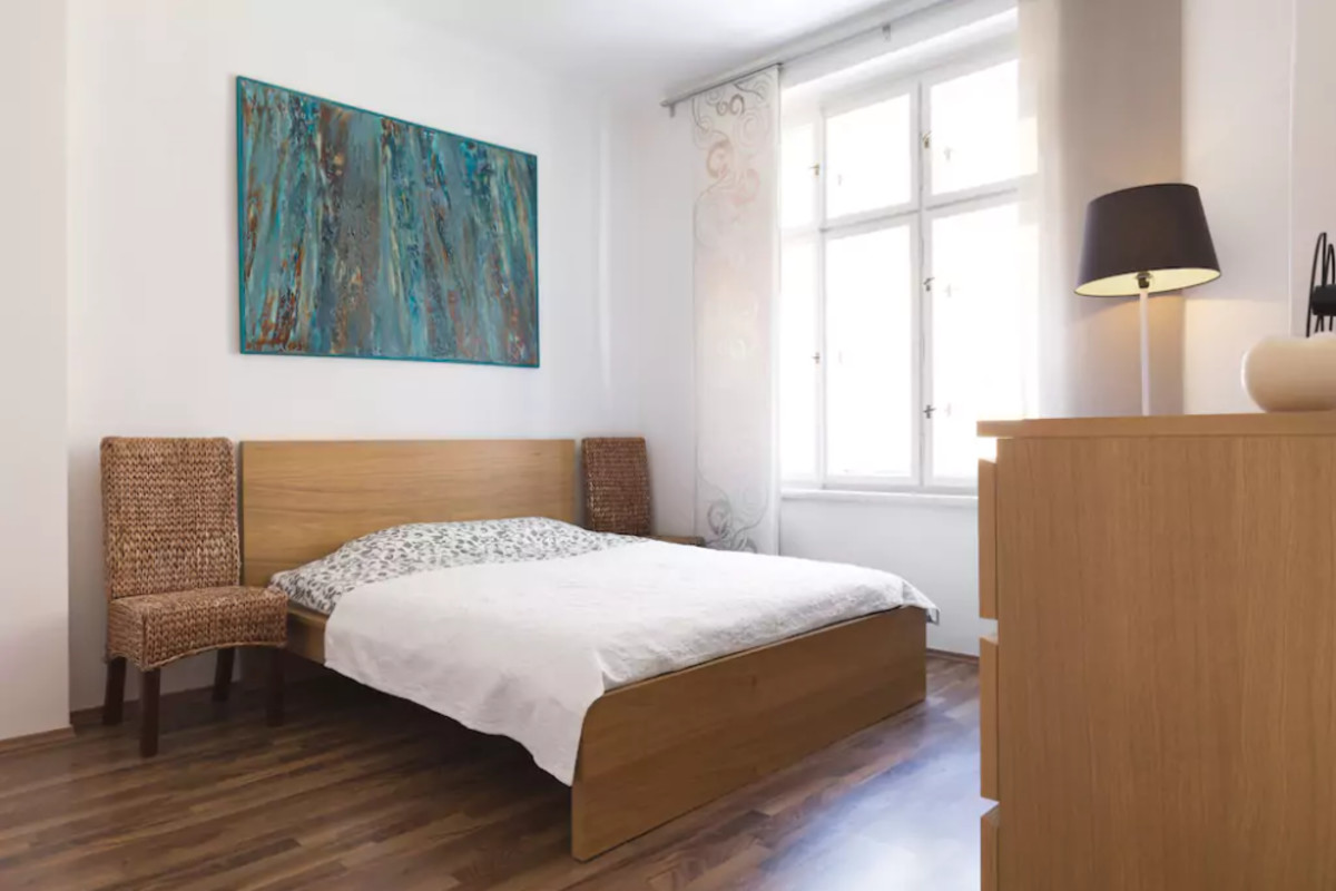 Chic and Spacious Apartment 5min from Historic Prague by easyBNB photo 5769692