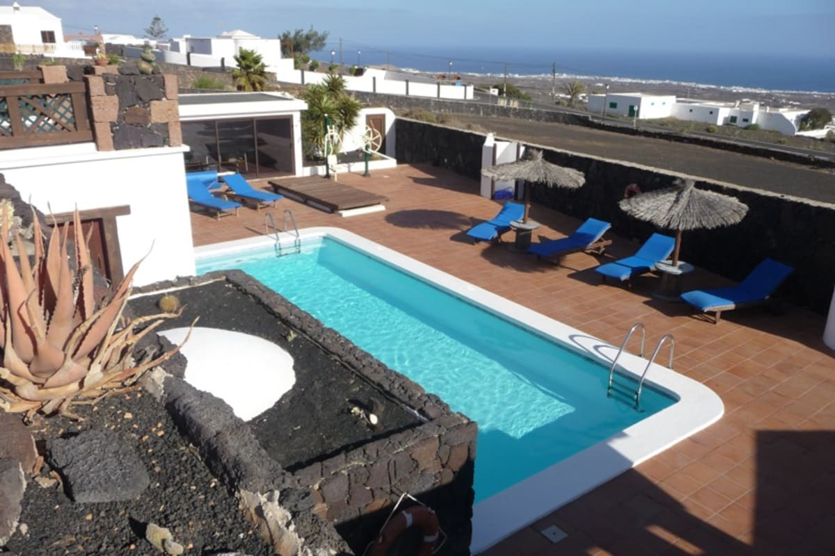 Villa Cristian with private pool in La Asomada photo 20449083