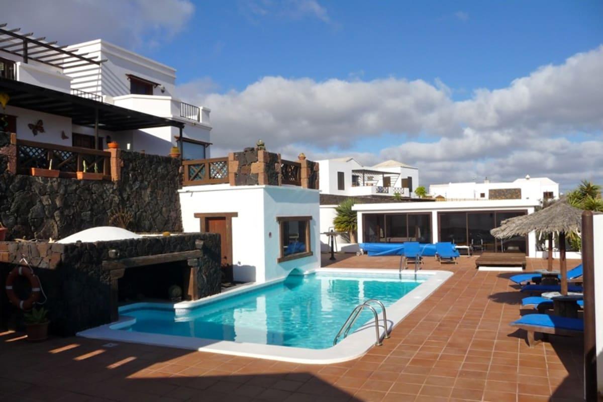 Apartment Villa Cristian with private pool in La Asomada photo 20316793