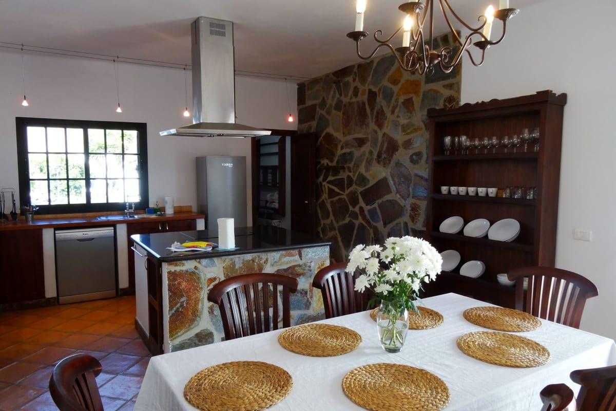 Apartment Holiday home Refugio Yuco in La Vegueta photo 20445900