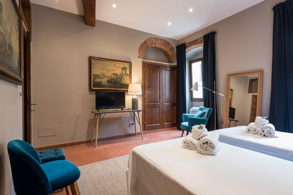 Apartment HEART OF FLORENCE Pitti 2 Bed-Apartment  photo 20442972