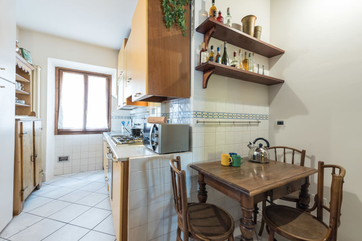 Apartment HEART OF FLORENCE Pitti 2 Bed-Apartment  photo 20442992