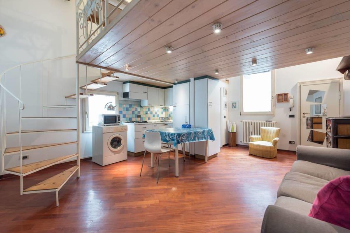 Apartment SANGALLO Mini Loft great value   photo 20443008