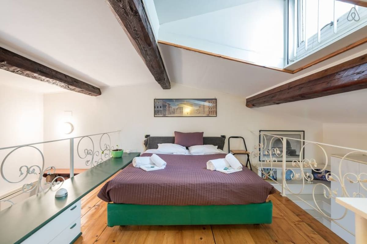 Apartment SANGALLO Mini Loft great value   photo 20443022
