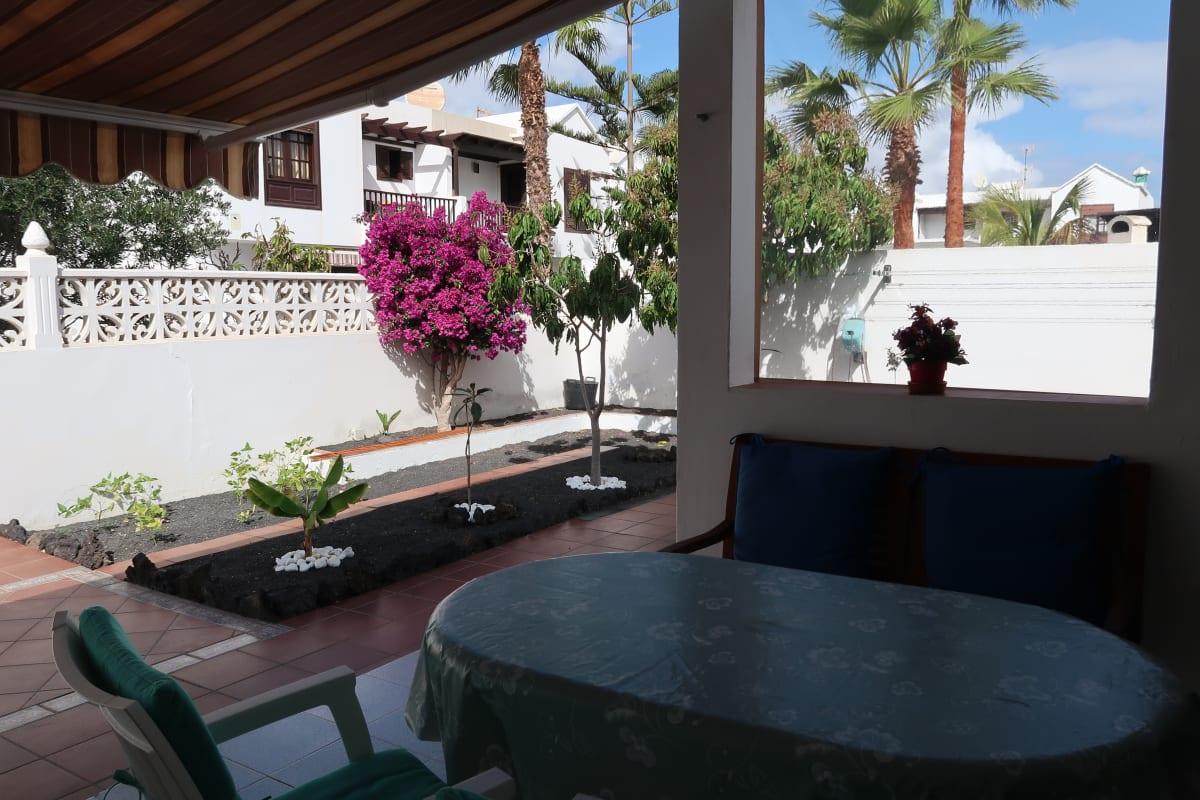 Casa Luna - comfortable apartment in central & quiet area Playa Honda photo 20292858
