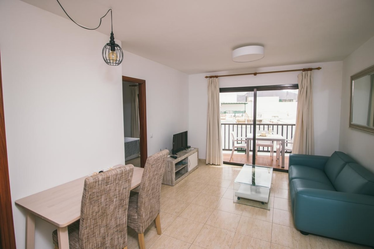 Apartment Comfortable apartment in central Playa Blanca with balcony - Sara N   3 photo 20238113