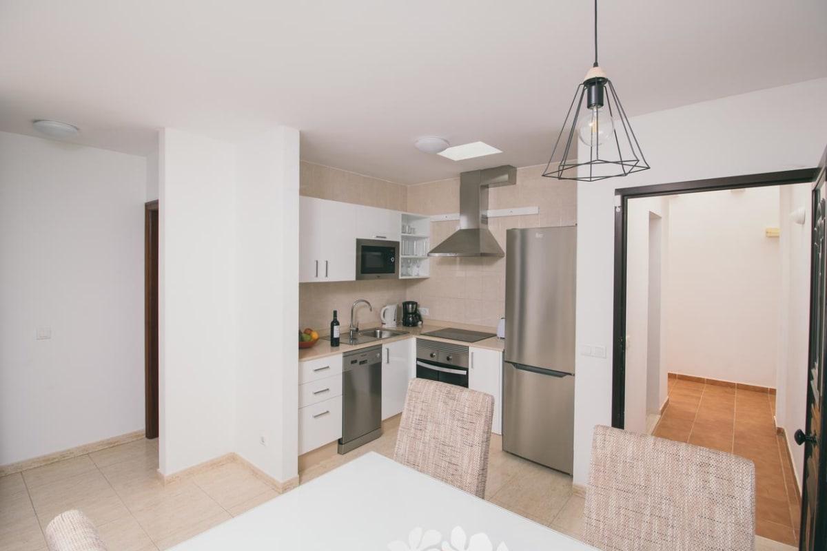 Comfortable sea view apartment in central Playa Blanca - Sara N° 5 photo 20387181