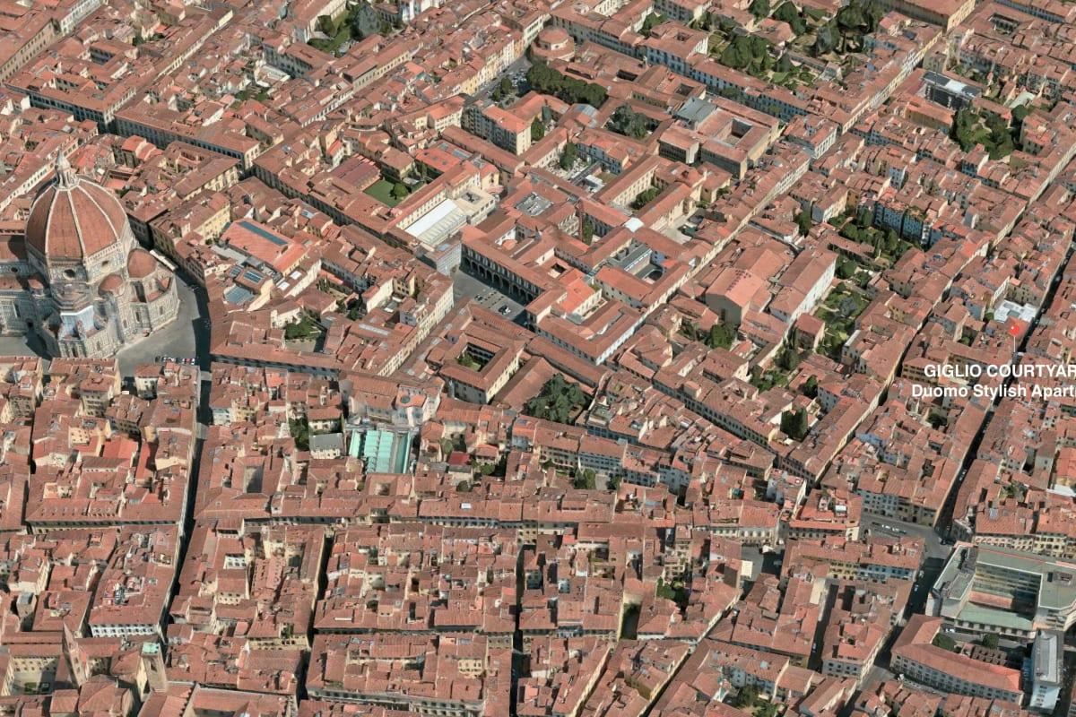 Apartment GIGLIO COURTYARD - Duomo Stylish Apartment  photo 20154434