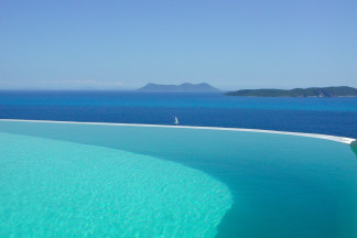 Villa Katsika, one of the best sea view on Lefkada island