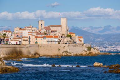 Juan-les-Pins (Cannes area)