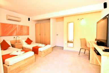 Well designed bedroom 3