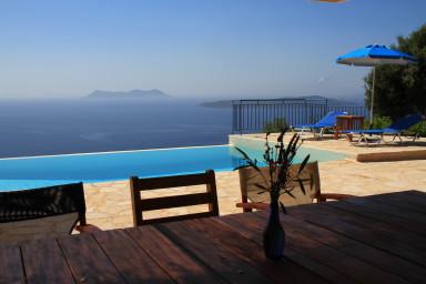 Villa Coquili:  amazing sea view