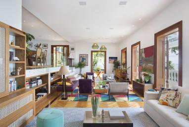Luxury villas in Brazil - Livingroom - Rio de Janeiro - 2