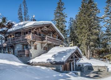 ski chalet holidays - Courchevel - Outside view - Chalet La Grande Roche
