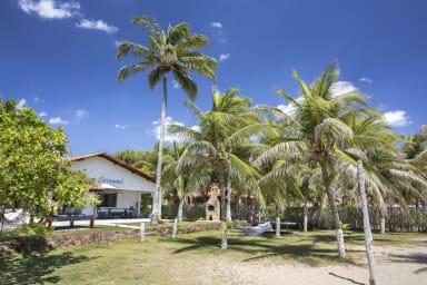 luxury villa holidays in Taiba - Garden - A Vida é Um Carnaval