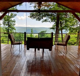 THE  (ridgetop) ROOST ~total mtn privacy