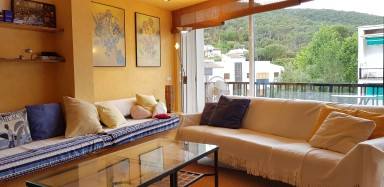 Tamariu Pescadors - Wi-Fi et balcon spacieux et ensoleillé!