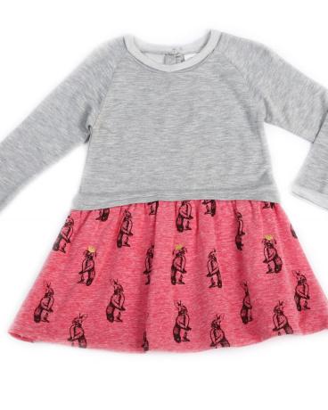 Maya Combo Dress