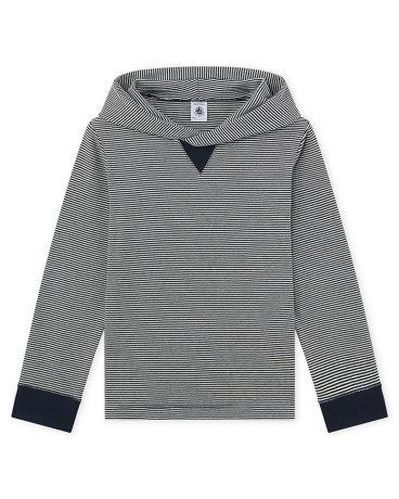 Boy's hooded tee