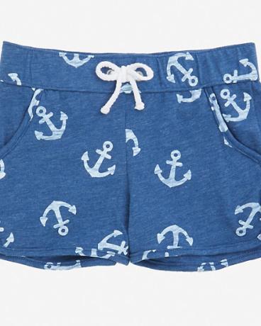 Little Girls' Anchor Pull-On Short (2T-7)