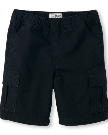 Baby And Toddler Boys Woven Cargo Shorts