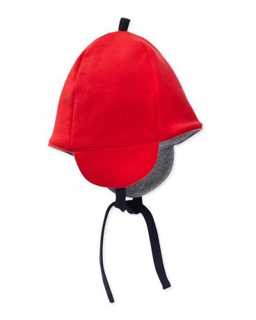 Baby boy's fleece cap
