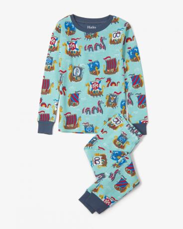 Viking & Foes Organic Cotton Pajama Set