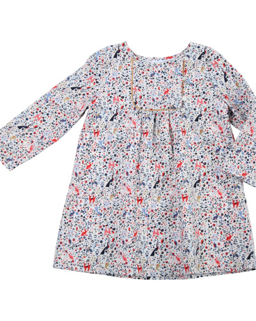 Margo Corduroy Dress