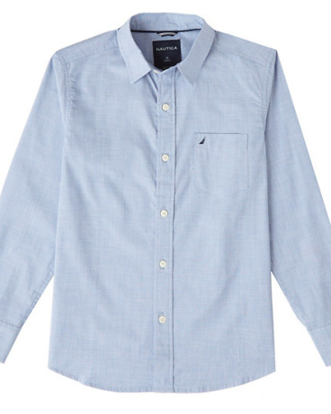 Toddler Boys' Chambray Shirt (2T-3T)